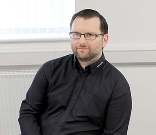 Amaya Sales UK Team Photo John Harrison Technical Manager