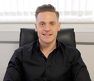 Amaya Sales UK Team Photo Julian Wright Sales Director