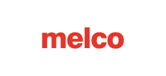 Melco Embroidery Machines Logo