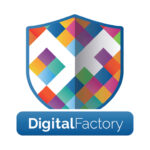 Digital Factory V10 Software Logo
