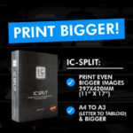 Forever IC Split Software Print Bigger Graphic