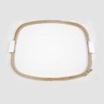 Melco 53×43 Wooden Hoop