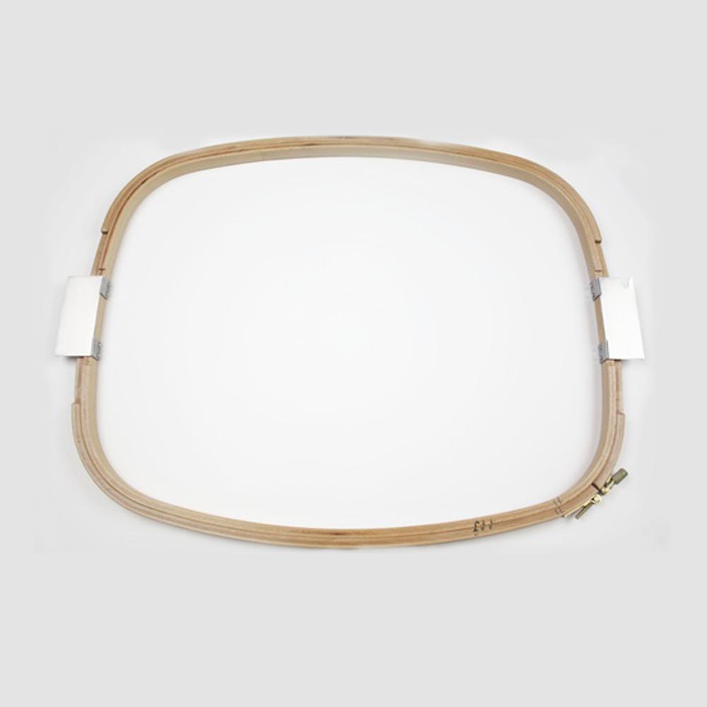 Melco 53x43 Wooden Hoop