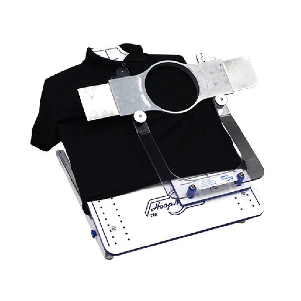Hoopmaster Station Kit with black shirt