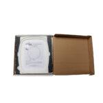 Hoopmaster Adjustable Jacket Back Fixture in packaging