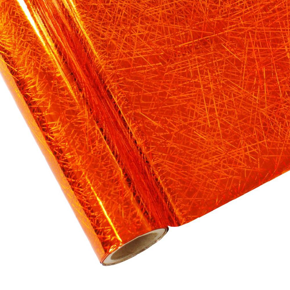 Forever Hot Stamping Foils Pattern Confetti Orange