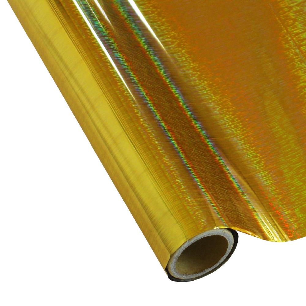 Forever Hot Stamping Foils Pattern Weave Gold