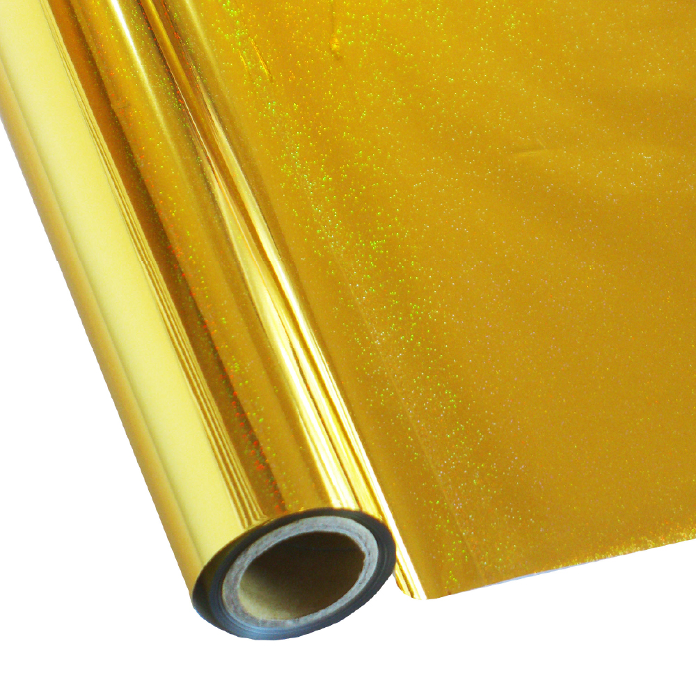 Forever Hot Stamping Foils Pattern Dust Gold