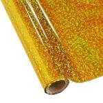 Forever Hot Stamping Foils Pattern Cubism Gold