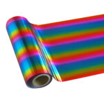 Forever Hot Stamping Foils Pattern Rainbow