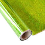 Forever Hot Stamping Foils Pattern Confetti Kiwi
