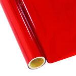 Forever Hot Stamping Foils Pattern Carbon Fibre Red