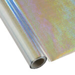 Hot Stamping Foil – Pattern – SOK219 Weave Silver_FV016WVSIL