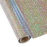Hot Stamping Foil – Pattern – SOMP05 Cubism Silver_FV016CUSIL