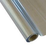 Forever Hot Stamping Foils Pattern Carbon Fibre Silver