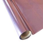 Forever Hot Stamping Foils Pattern Carbon Fibre Rose