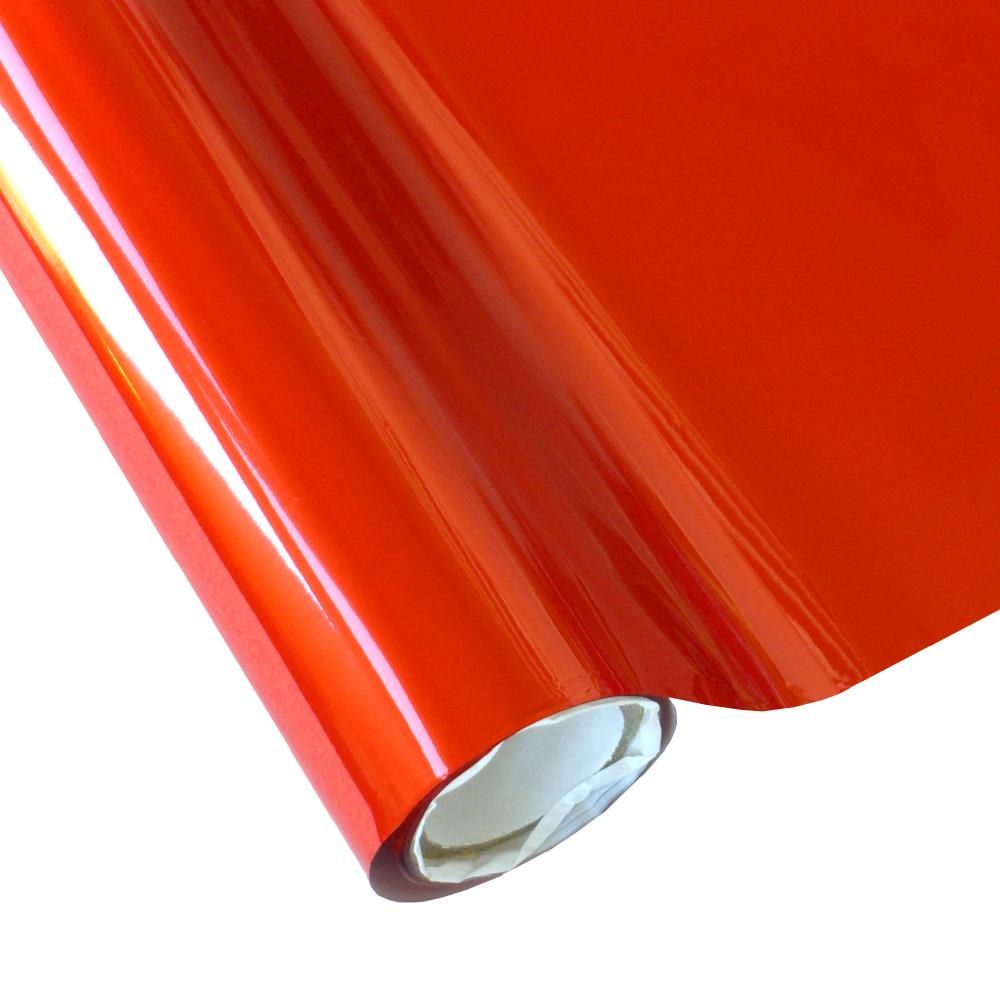 Forever Transfers Standard Hot Stamping Foil in Orange