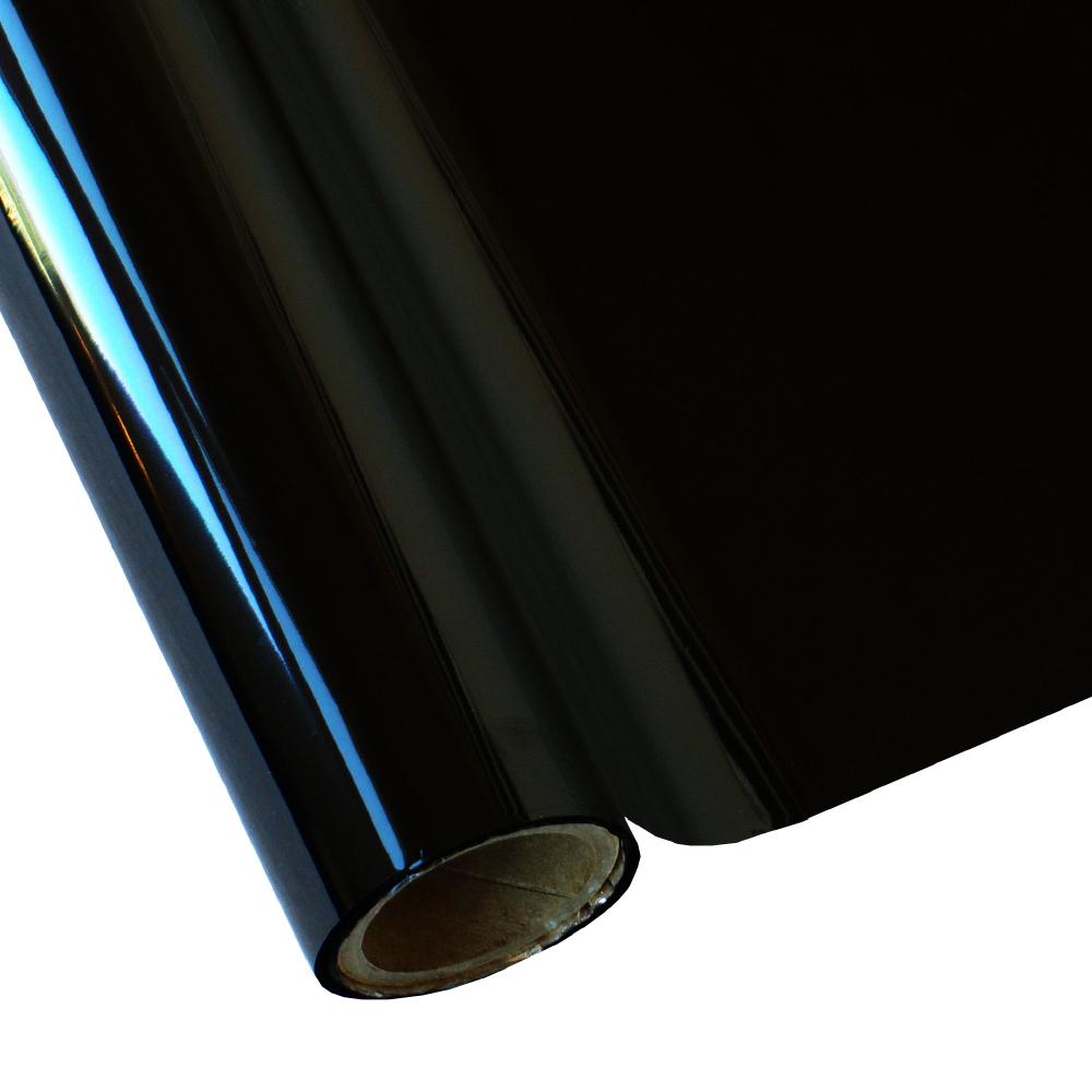 Forever Transfers Standard Hot Stamping Foil in Metallic Black