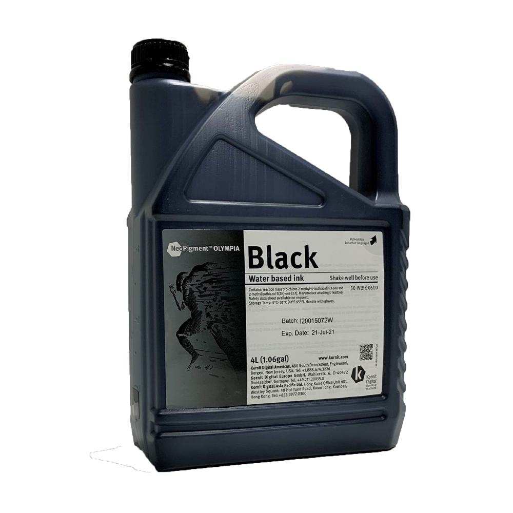 Kornit Neopigment Olympia Black Ink 4Lt