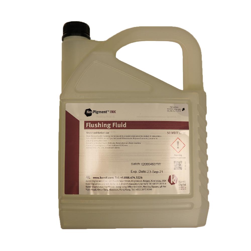 Kornit Neopigment Flushing Fluid 4Lt
