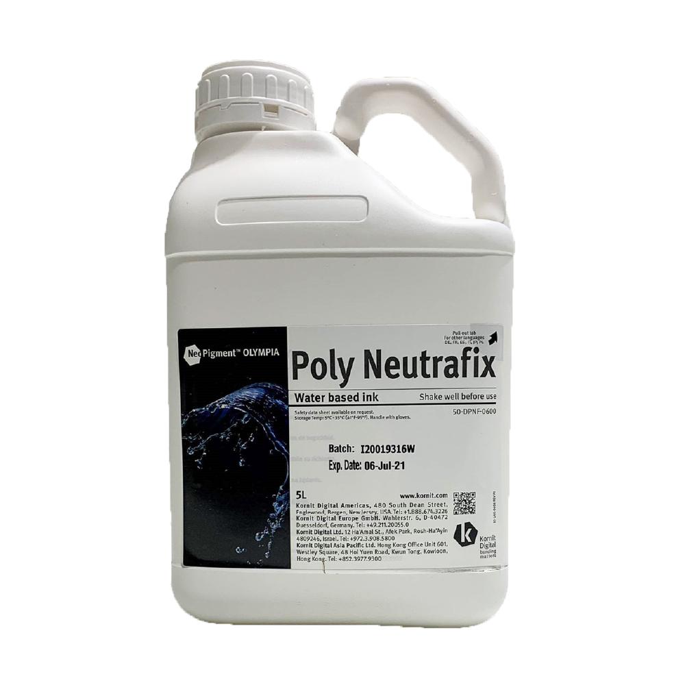 Kornit Neopigment Olympia Dark Poly Neutrafix Ink 4Lt