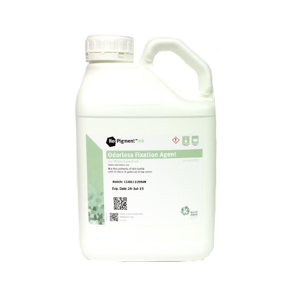 Kornit Neopigment Odoreless Fixation Agent 5Lt