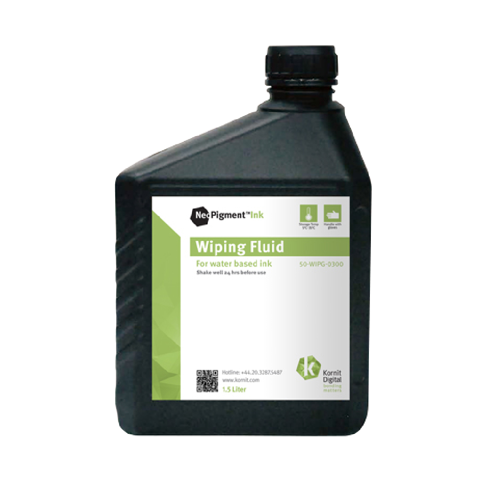 Kornit Direct to Garment Wiping Fluid 1.5Ltr