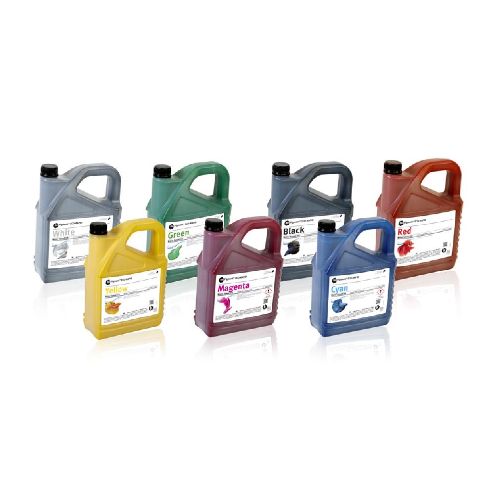 Kornit Neopigment Eco-Rapid Ink Bottles