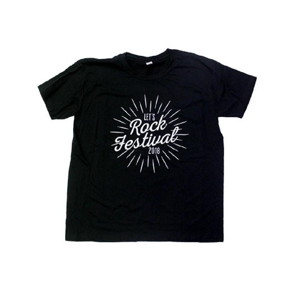White Festival design shirt using Sef Maxxflex Night Club Vinyl