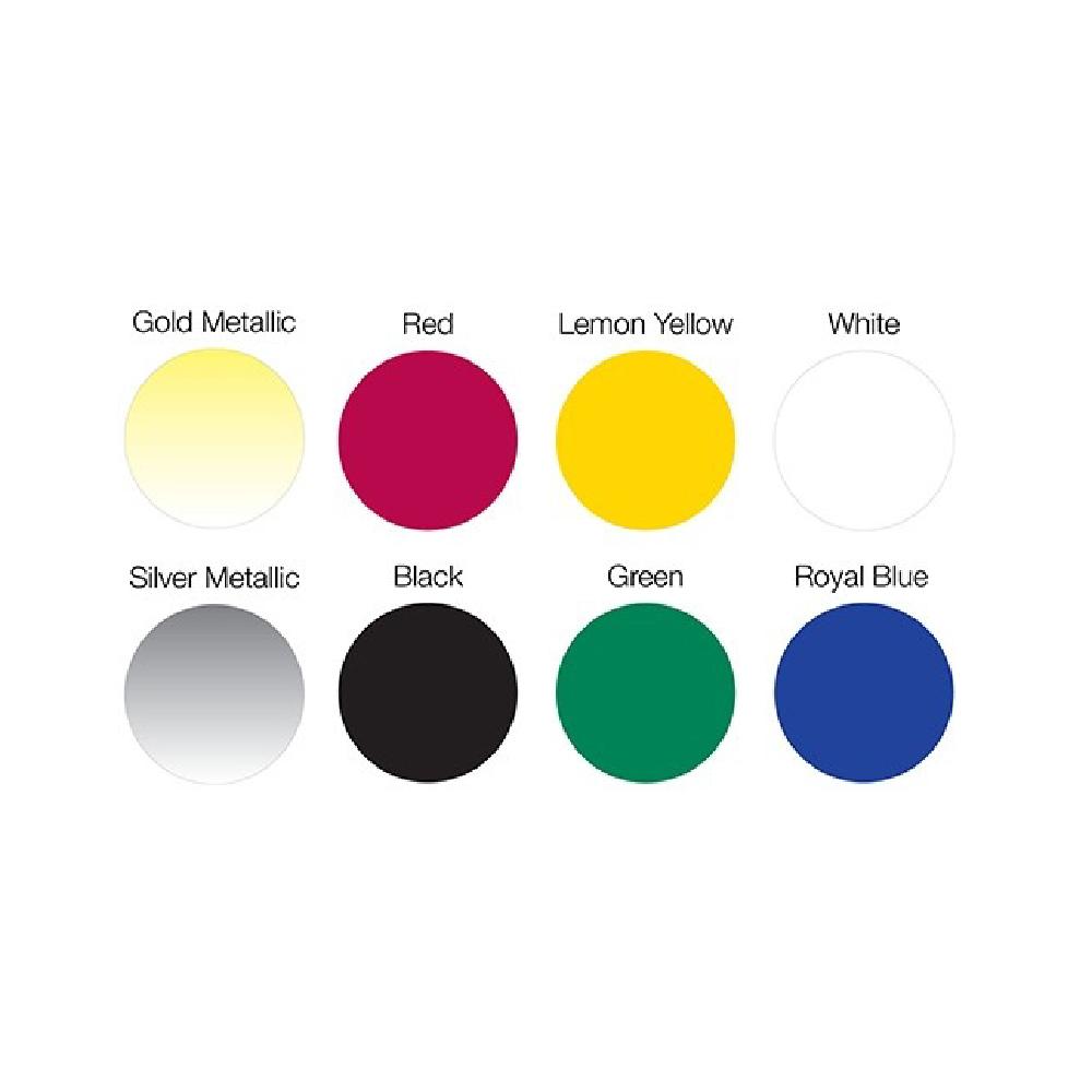 Sef Maxxflex Nylon Colour Chart
