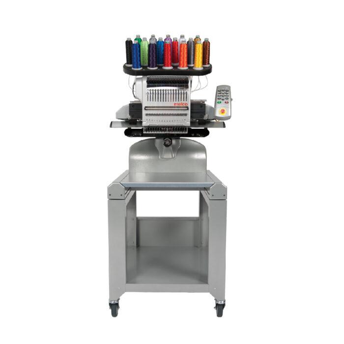 Melco EMT16X Single Head System Modular Embroidery Machine