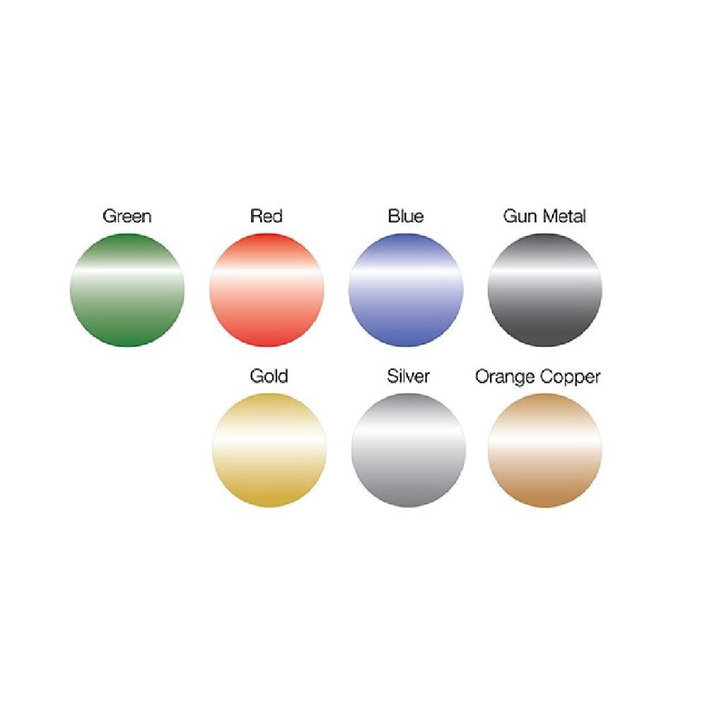 Sef Metalflex Vinyl Colour Chart