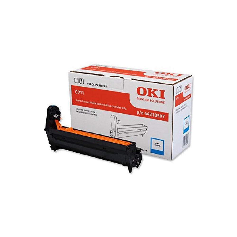 OKI C711WT A4 Printer Cyan EP Drum