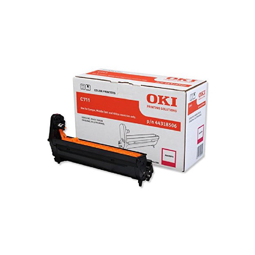 OKI C711WT A4 Printer Magenta EP Drum