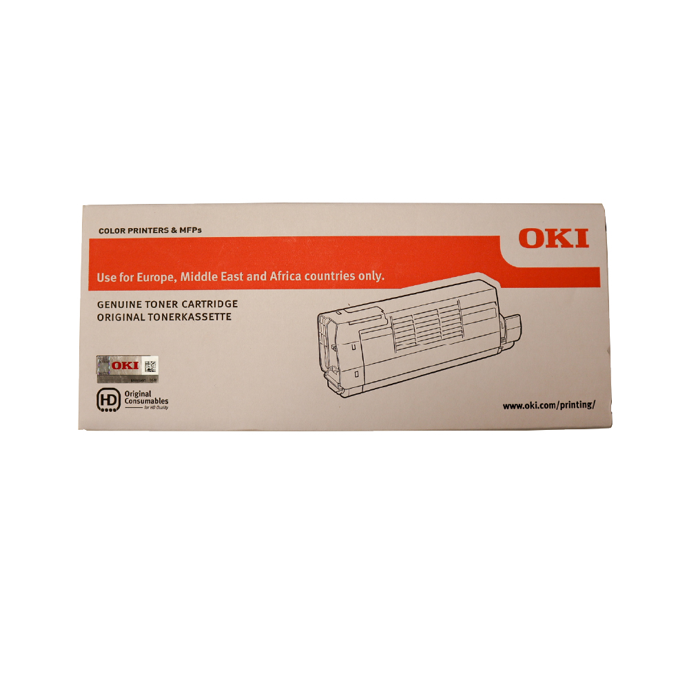 OKI C711WT A4 Printer Magenta Toner