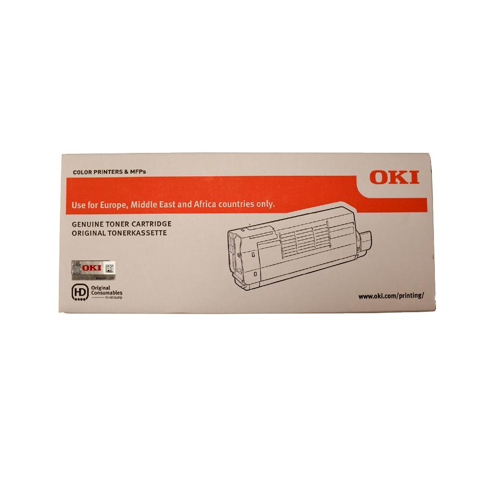 OKI C711WT A4 Printer Yellow Toner