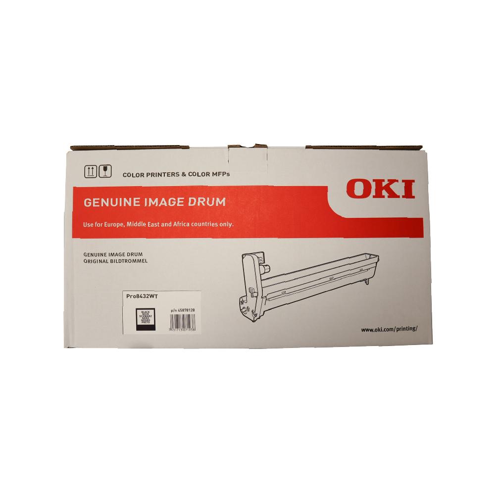 OKI PRO8432WT A3 Printer Black EP Drum