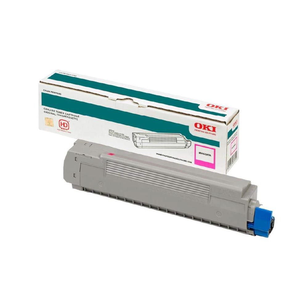 OKI PRO8432WT A3 Printer Magenta Toner