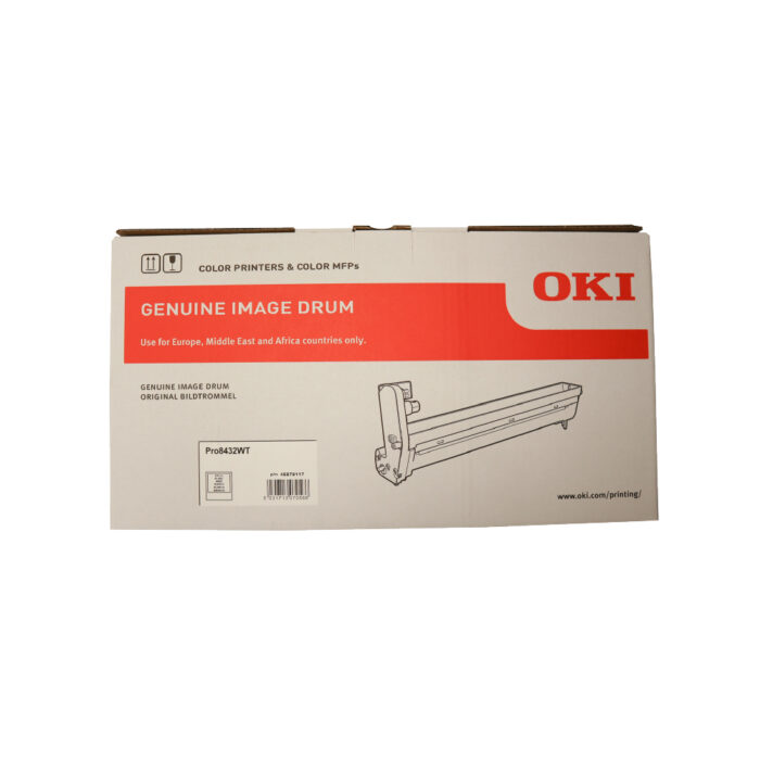 OKI PRO8432WT A3 Printer White EP Drum