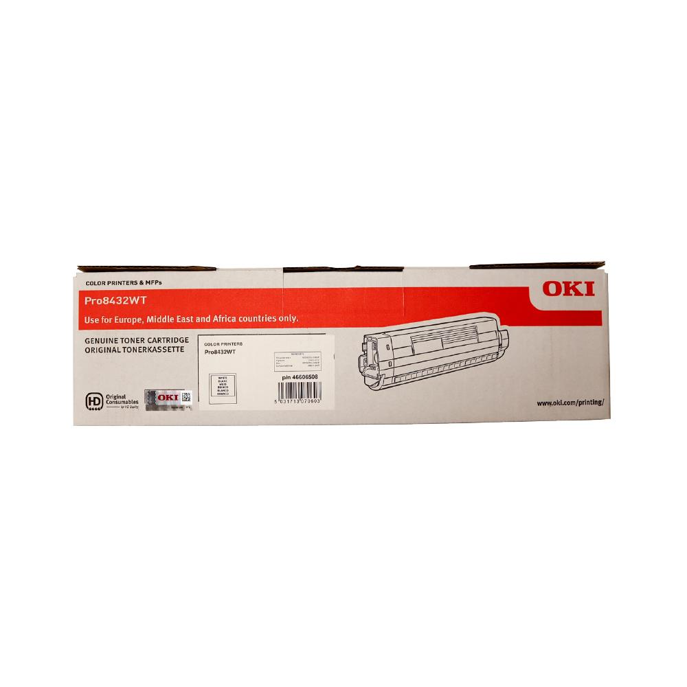 OKI PRO8432WT A3 Printer White Toner
