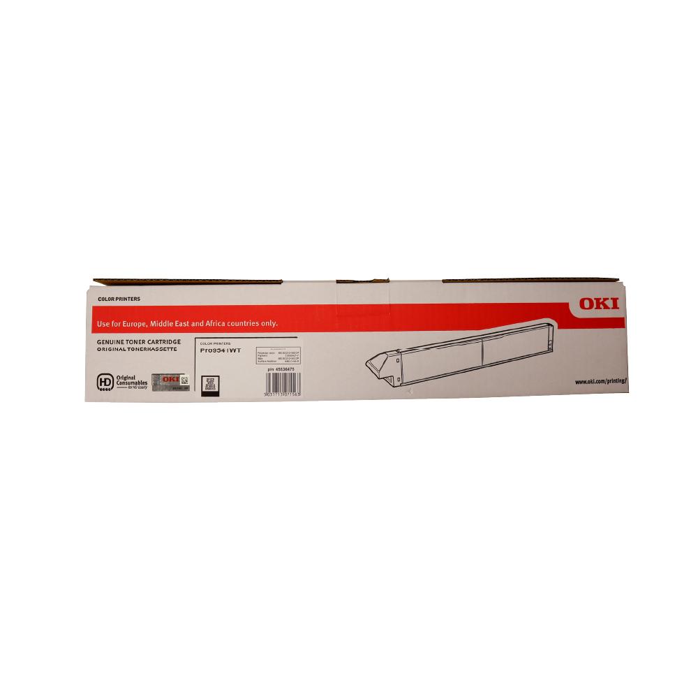 OKI PRO9541WT A3 Printer White Toner