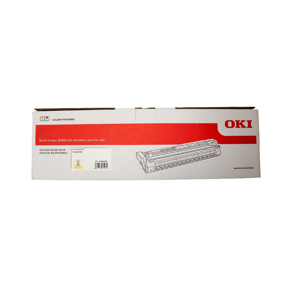 OKI PRO9541WT A3 Printer Yellow Drum