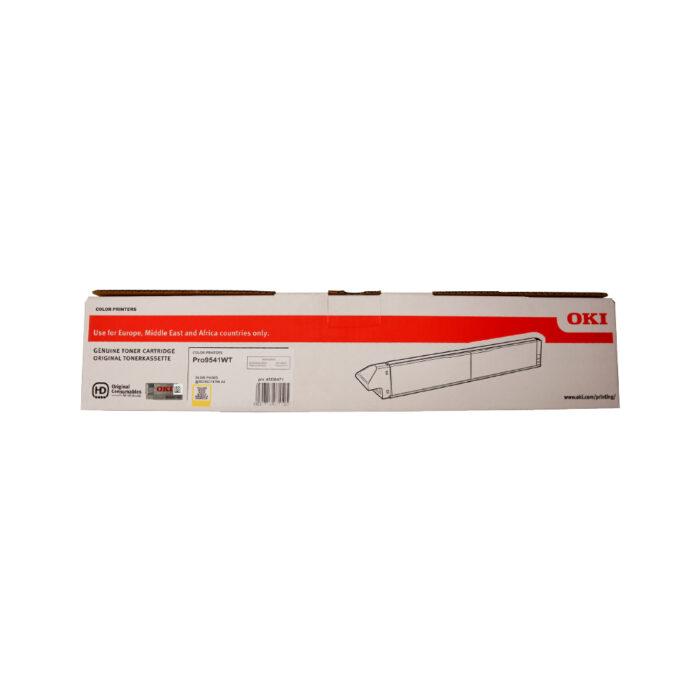 OKI PRO9541WT A3 Printer Yellow Toner