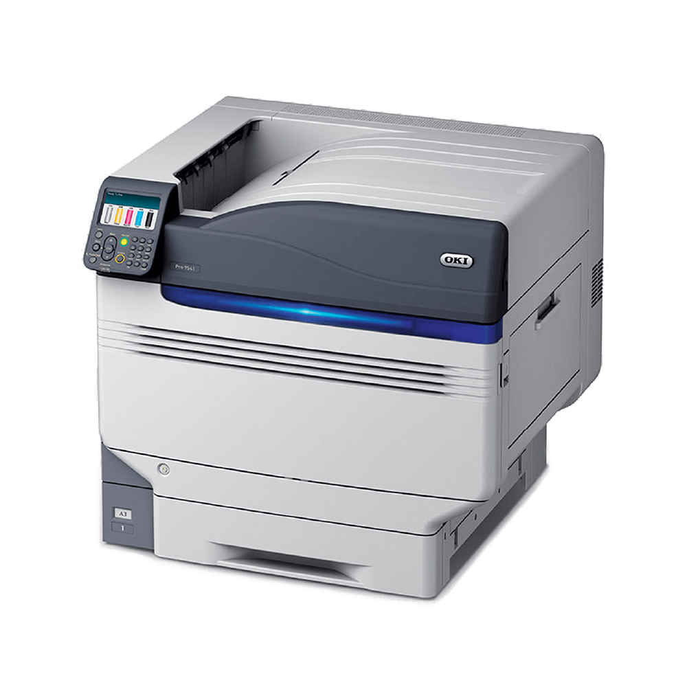 OKI Pro9541WT A3 White Toner Printer