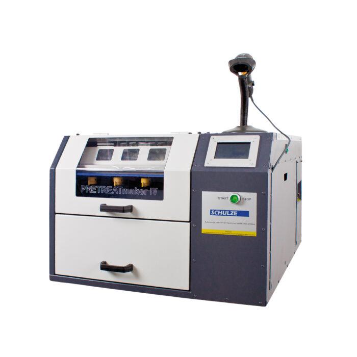 Polyprint Pretreater Maker IV Machine