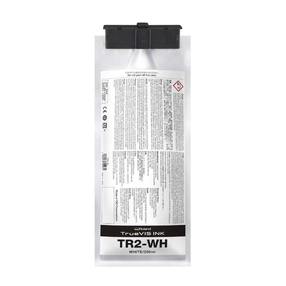 Roland TrueVis TR2 White Ink Pouch 500cc