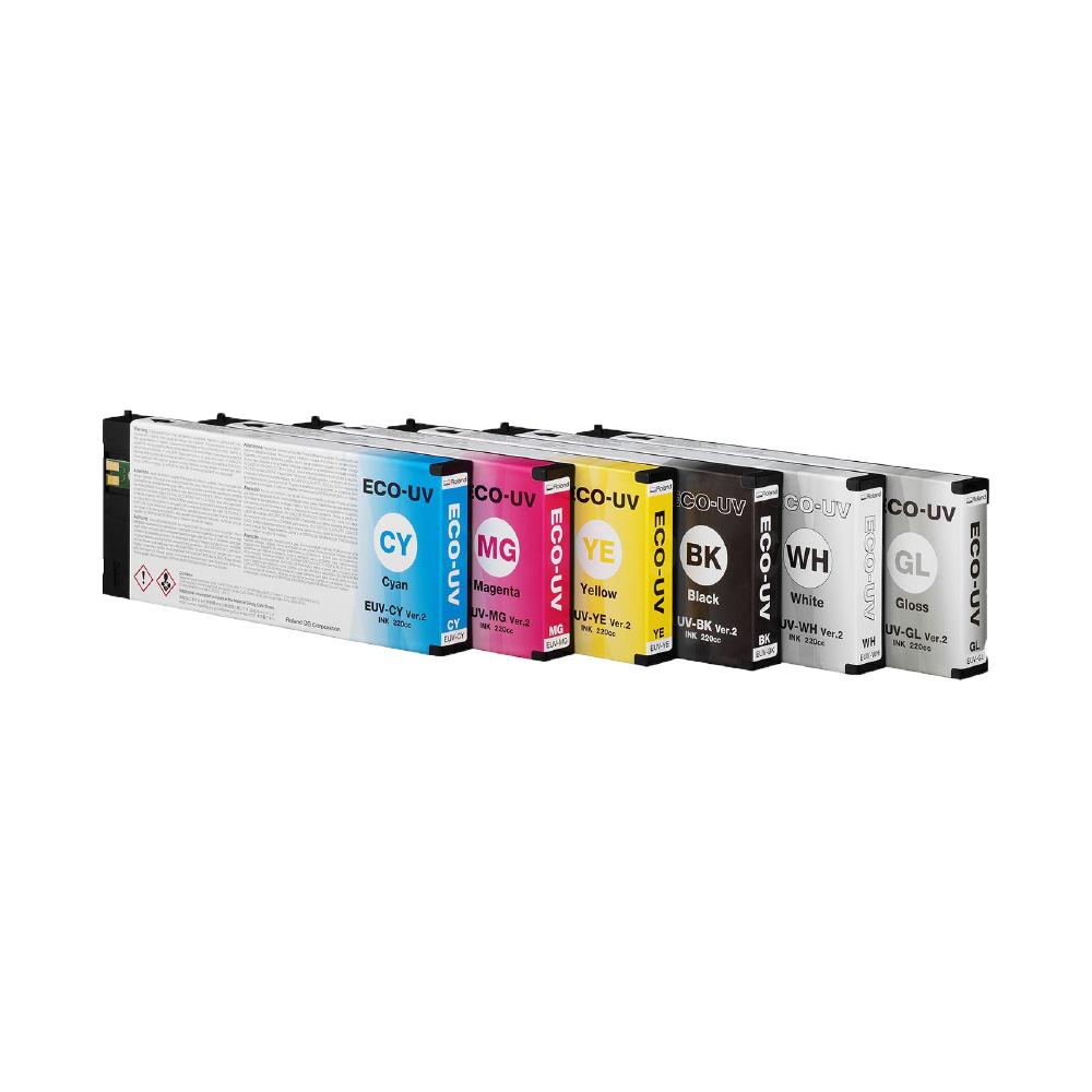 Roland Eco-UV Ink Cartridges