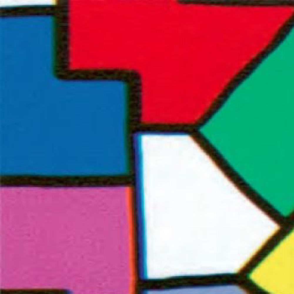 Sef Fantasy Flex Barcelona Vinyl Colour Swatch