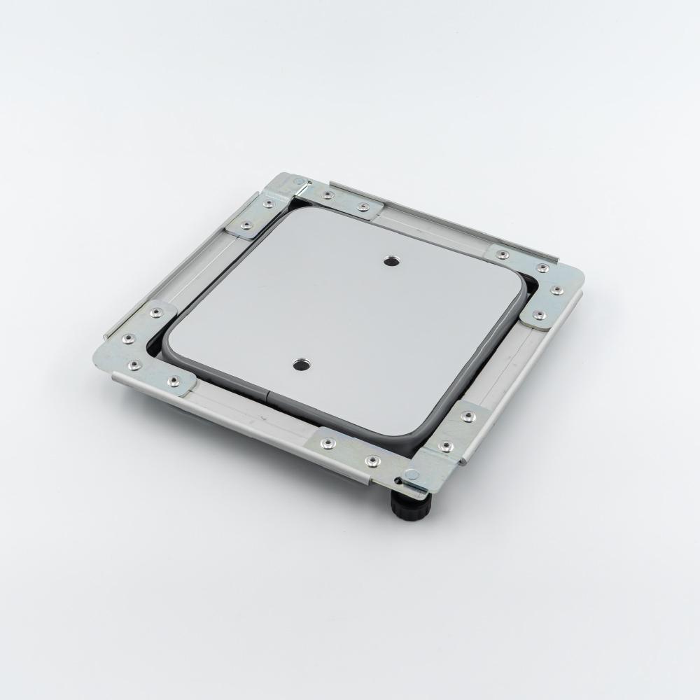 Texjet Polyprint Shortee2 Echo2 Baby Snap-On Platen 15x15cm