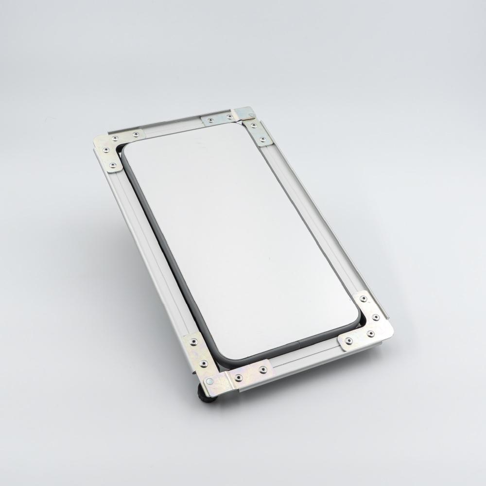 Texjet Polyprint Shortee2 Echo2 Snap-On Sleeve Platen 14x30cm